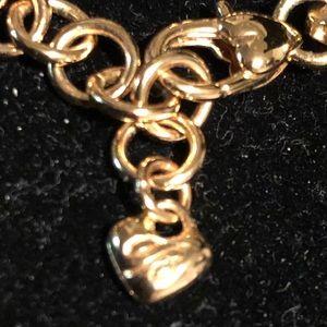 Brighton Jewelry - Beautiful Gold Meridian Brighton necklace